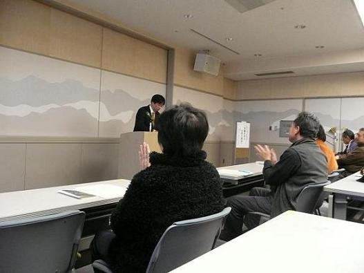 加藤介春講演会