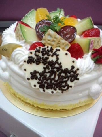 2011 誕生日ケーキ