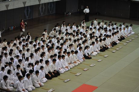 2011.8.5 合気道演武会 009