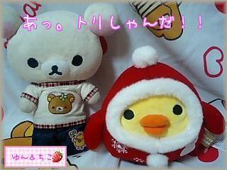 クリスマスぬいぐるみ★キイロイトリ★-4