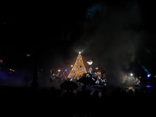 ディズニーシー夜景4