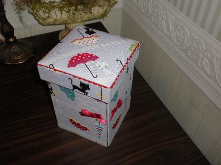 藤井さんマジックボックス1
