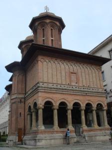 クレツレスク教会の門