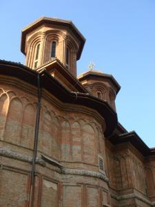 朝のクレツレスク教会