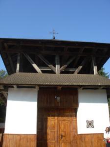 フモール修道院の門