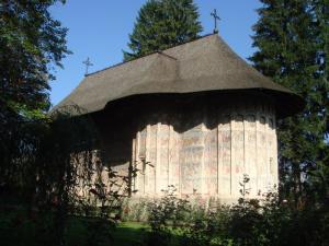 フモール修道院全景