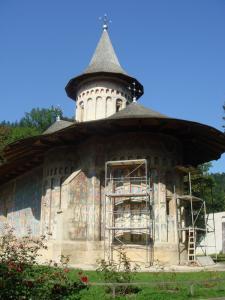 ヴォロネツ修道院東面