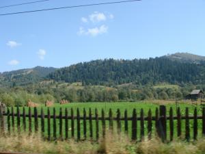 ブコヴィナ地方の風景