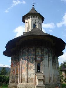 モルドヴィツァ修道院