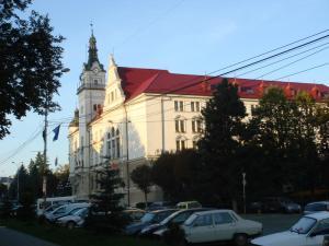 スチャバの教会
