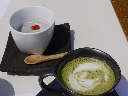 デザートと抹茶4.4