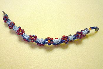 椿っぽい羽織紐2