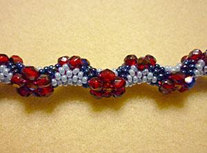 椿っぽい羽織紐4