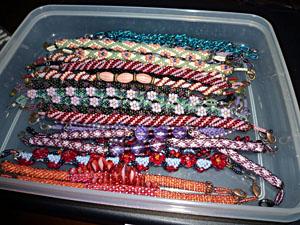 12種類の羽織紐郡