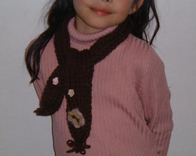ゆり手編み