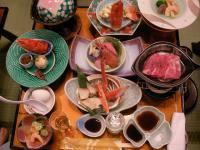 いわき温泉-夕食