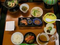 いわき温泉-朝食