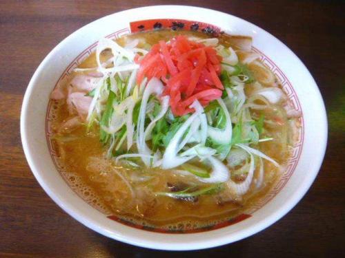 豚味噌ラーメン2009