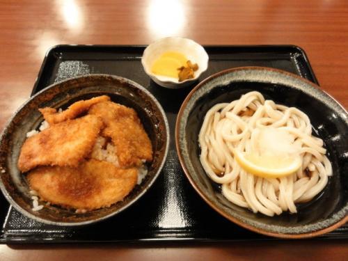4枚タレカツ丼セット