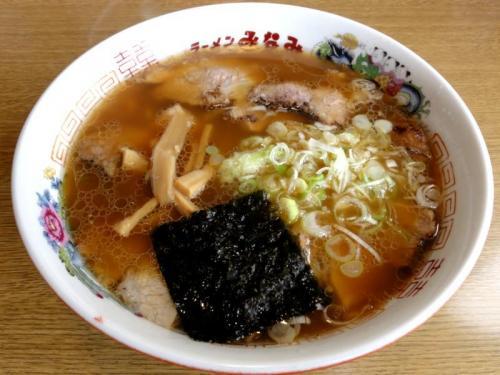 チャシュー麺