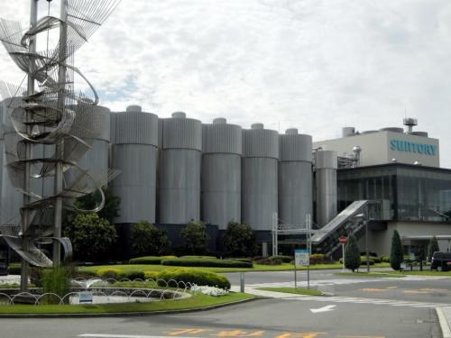 サントリービール工場