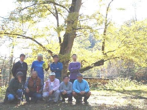 2010年10月11日然別峡オフ会食事16