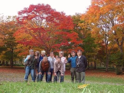 2010年10月11日然別峡オフ会福原山荘23