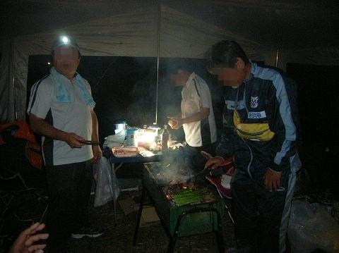 2010年8月28日~29日然別峡オフ会5