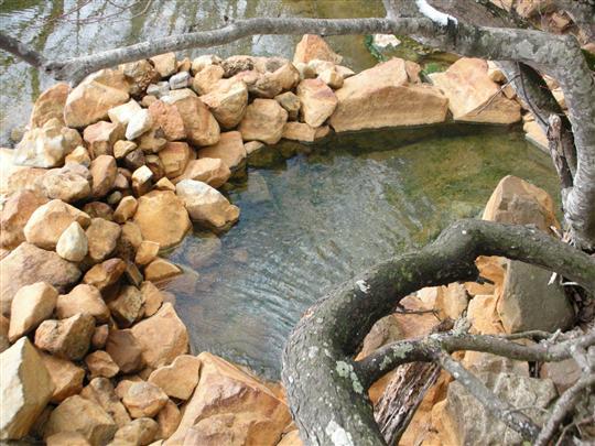 2010年3月 屈斜路湖湯巡り 奥の湯⑩