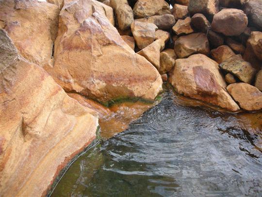 2010年3月 屈斜路湖湯巡り 奥の湯⑫