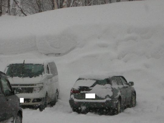 2010年2月ニセコ温泉探索⑤