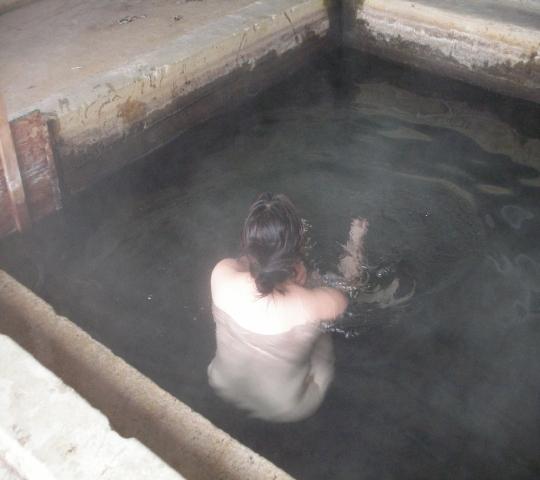 2010年3月 屈斜路湖湯巡り 和琴共同浴場⑧