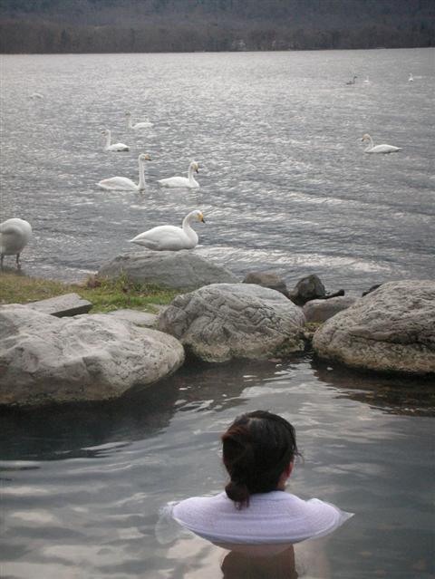 2010年11月 コタン露天風呂11