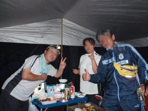 2010年8月28日~29日然別峡オフ会6