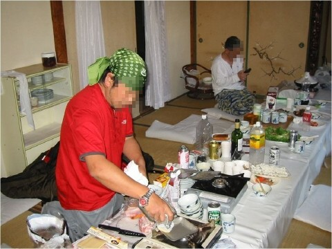 2011年1月29日鹿の谷新年オフ会朝編19