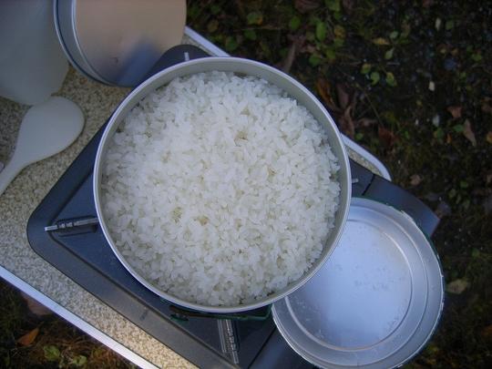 2010年10月11日然別峡オフ会食事17