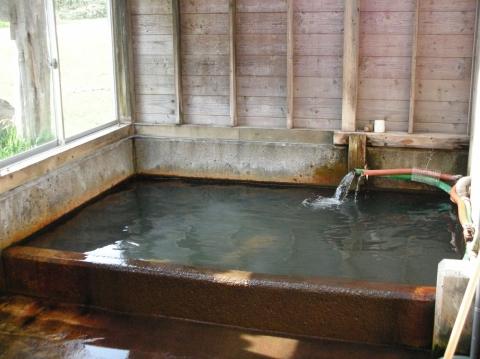 10年道東湯めぐり 越川温泉⑫