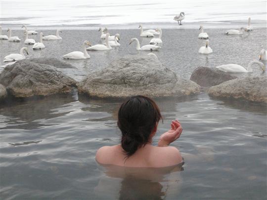 2010年3月 屈斜路湖湯巡り コタンの湯⑩
