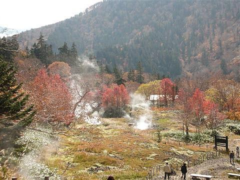 2010年10月 大雪高原温泉9
