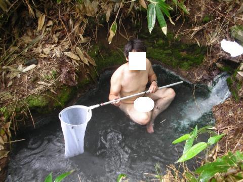 10年7月 プチオフ会 沖野温泉17