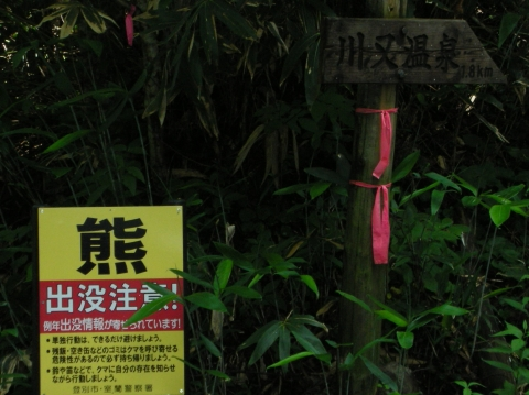 2010年 幻の秘湯・湯めぐり 川又温泉11