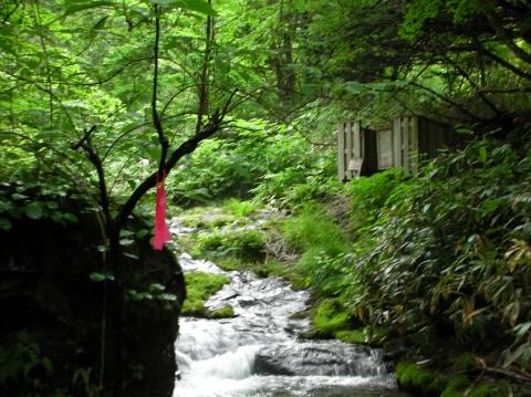 2010年 幻の秘湯・湯めぐり 川又温泉18