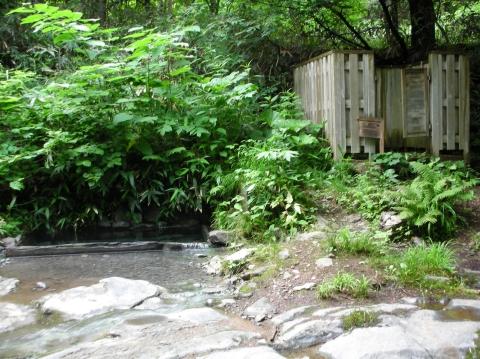 2010年 幻の秘湯・湯めぐり 川又温泉19