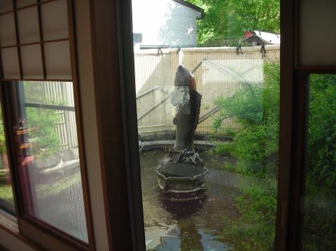2010年 北湯沢温泉 鯉川旅館5