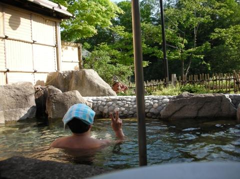 2010年 北湯沢温泉 鯉川旅館13