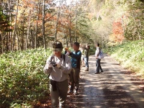 2010年10月11日然別峡オフ会2
