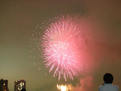 2010年7月23日道新花火大会3