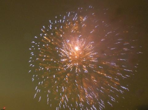 2010年7月23日道新花火大会1