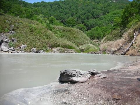 2010年ニセコ湯めぐり小湯沼10