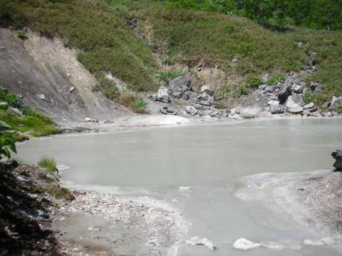 2010年ニセコ湯めぐり小湯沼11